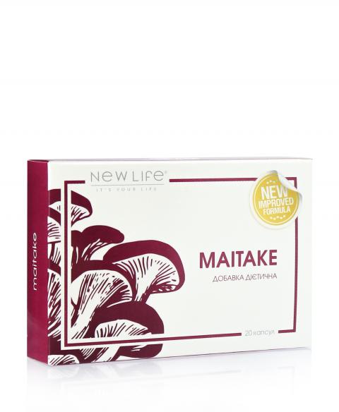 MAITAKE | МАЙТАКЕ | 20 КАПСУЛ В БЛИСТЕРАХ
